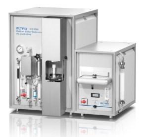 máy phân tích cacbon, luu huynh trong than cs 2000