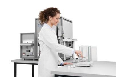 máy phân tích than eltra
