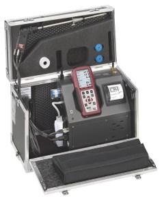 máy đo khí thải nova plus mru