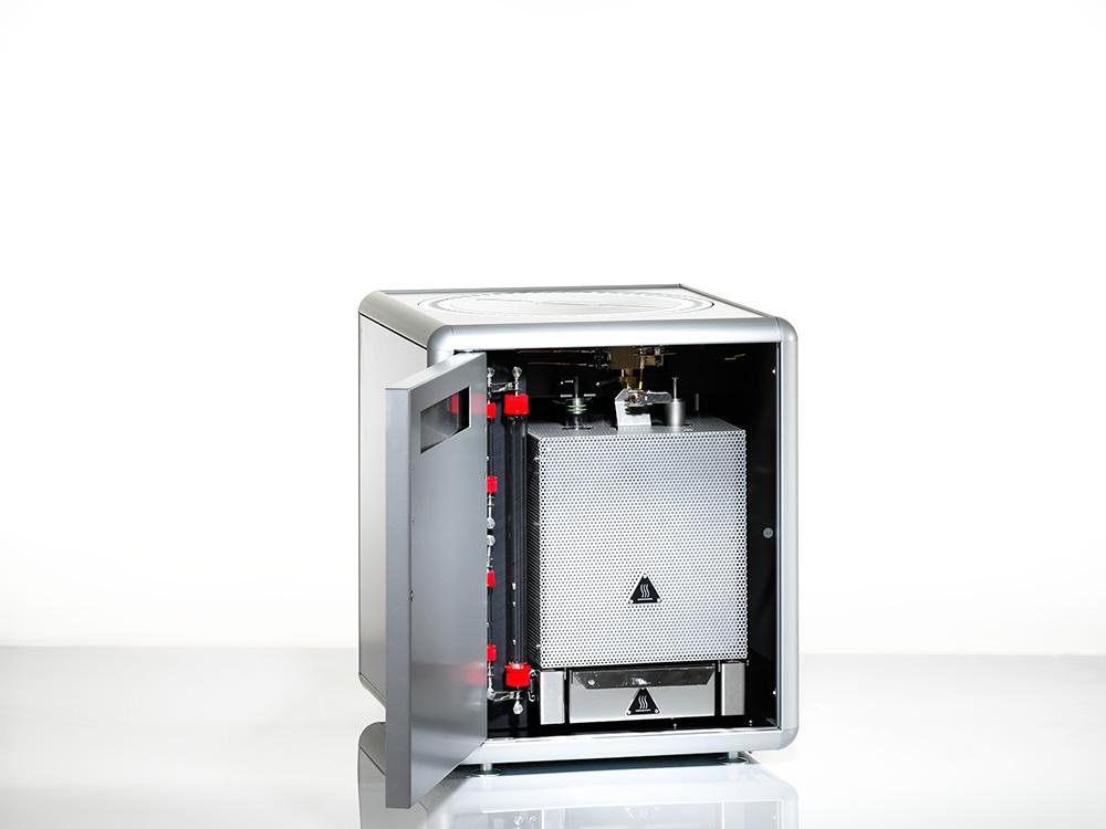 Máy đo Cacbon trong than  Vario macro cube