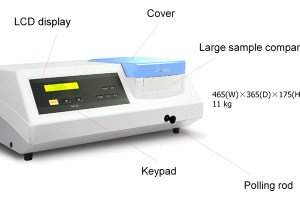 máy quang phổ uv vis sp uv200 2