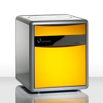 máy phân tích cacbon than