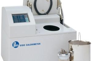 máy đo nhiệt trị parr