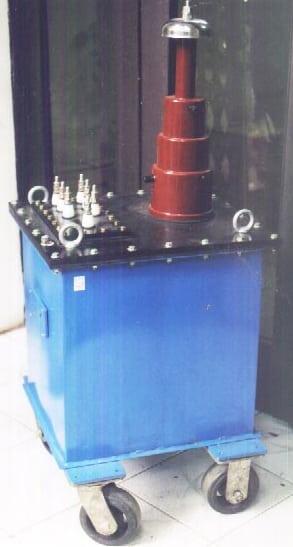 Biến áp mẫu Model: SVT-35