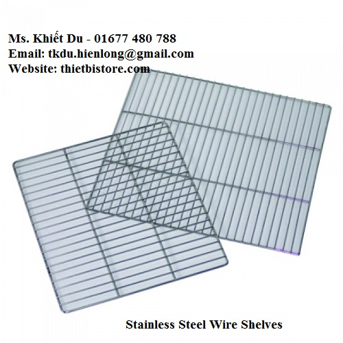 Kệ Wire Plate