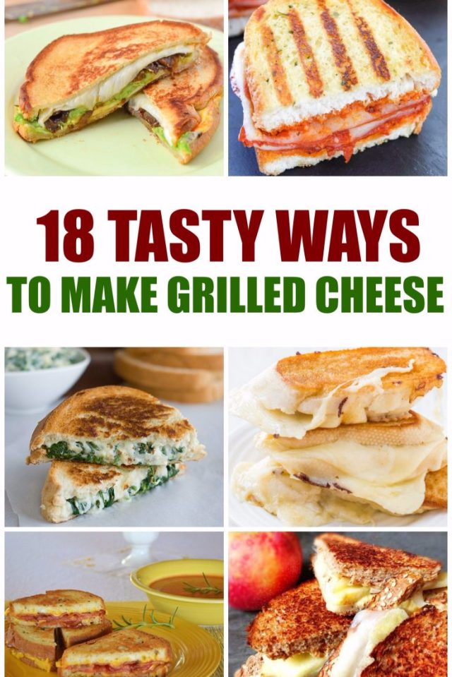 Grilled Cheese is heaven especially with the right ingredients! Here at my house we are always finding new ways and combinations to make grilled cheese.
