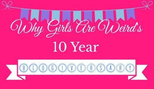 why girls are weird blog