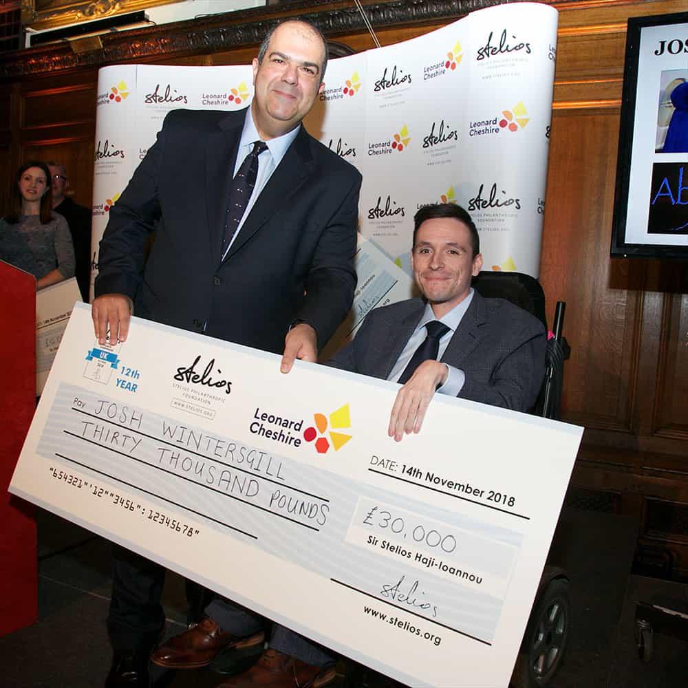 Stelios Award for Disabled Entrepreneurs 2018 image
