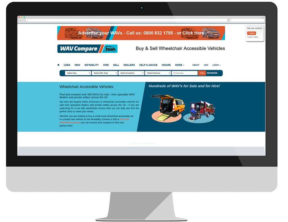 WAV Compare website