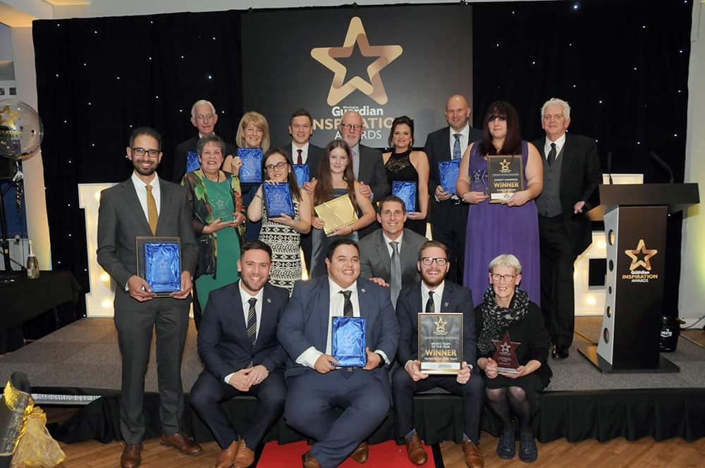 Warrington Winners