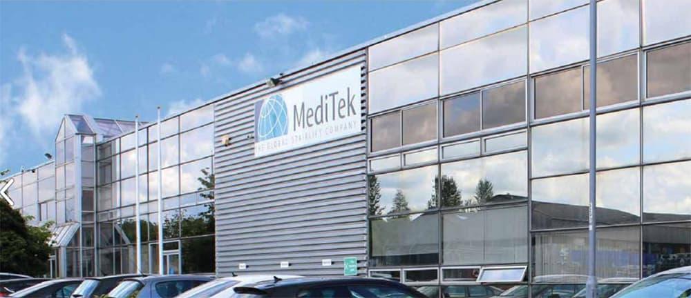 Meditek co-founder arrested