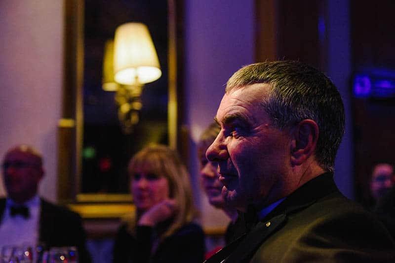 BHTA Awards 2018 David Russell, former editor of THIIS Magazine