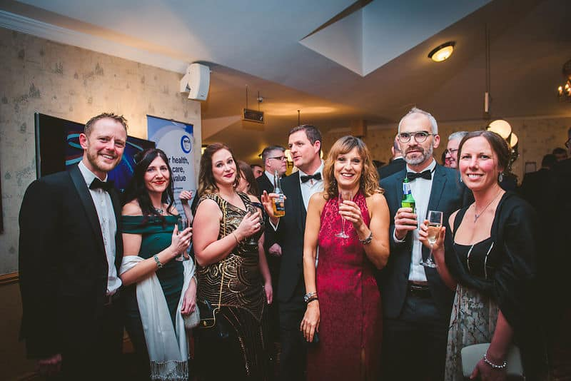 Team at BHTA Annual Awards