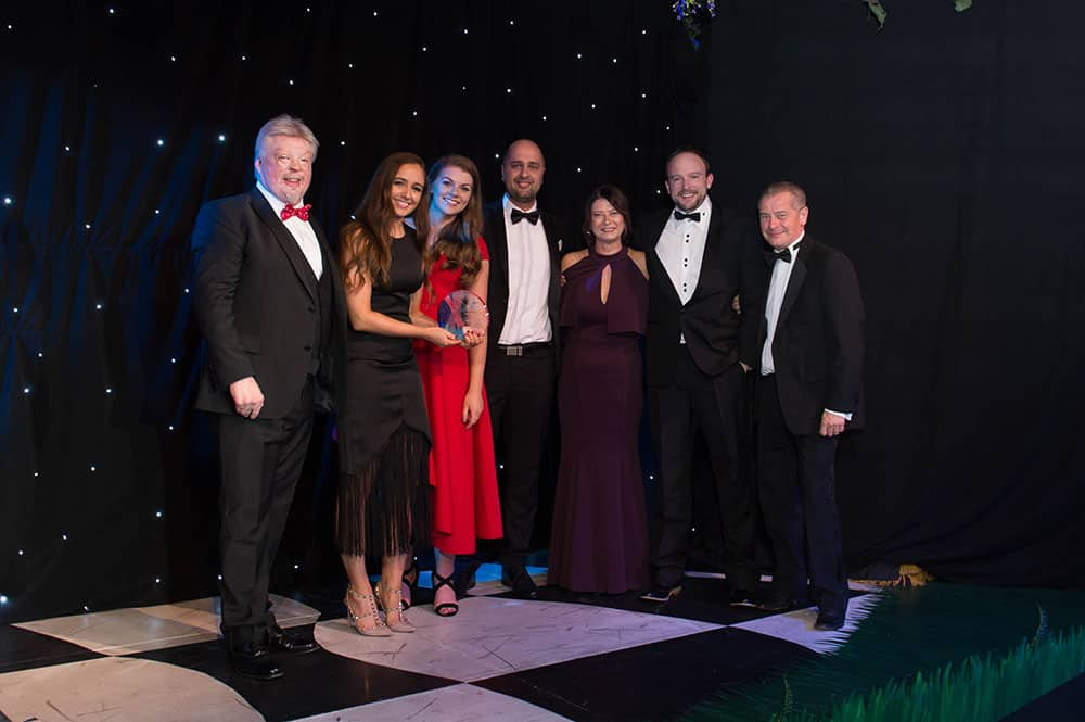 BHTA Awards 2018 Fish Insurance winners