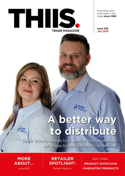 THIIS July issue 2018 front page cover