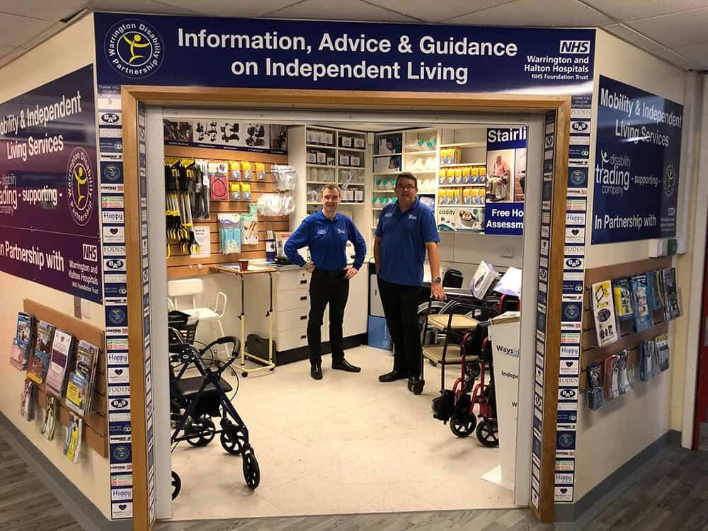 Warrington Disability Partnership image