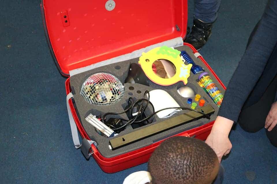 DF Mobility sensory kit image