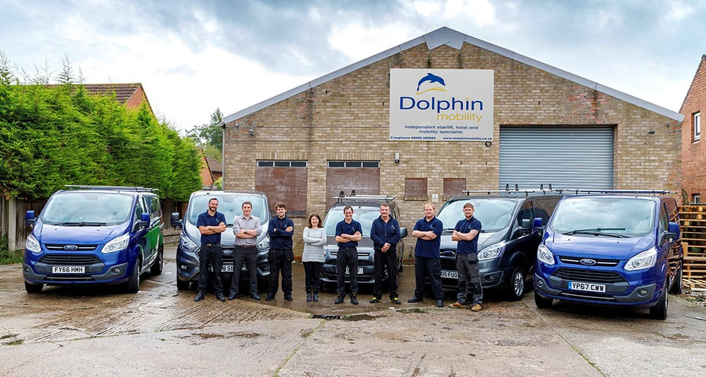 Dolphin Mobility Yorkshire and Cumbria image