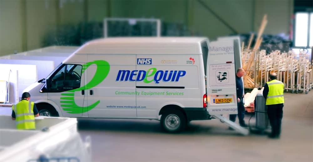 Medequip image