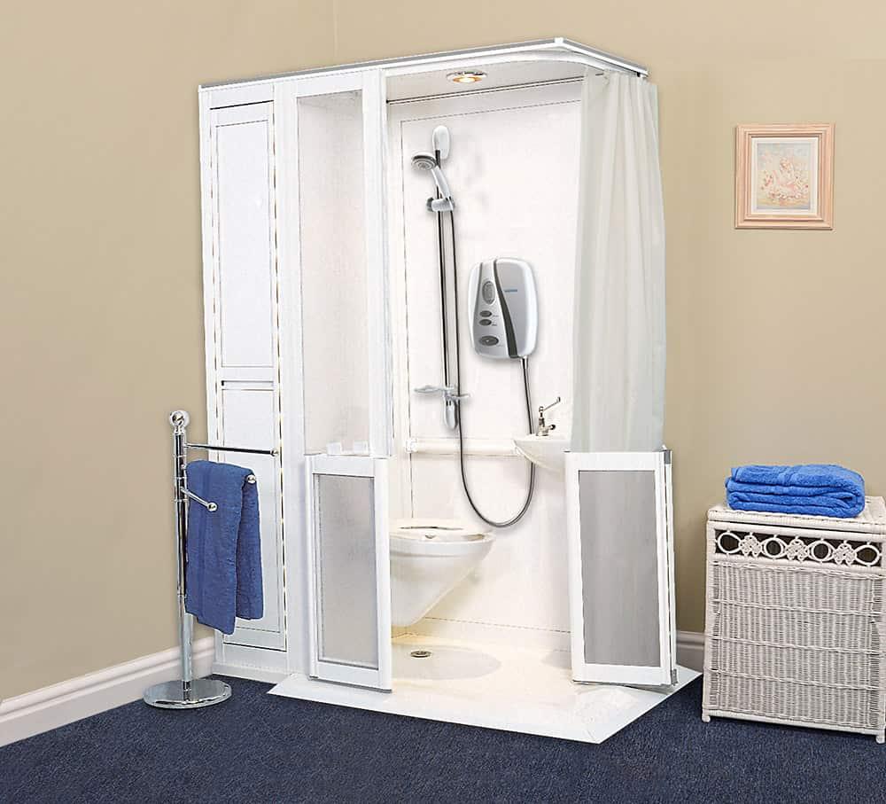 Contour Showers cubicle image