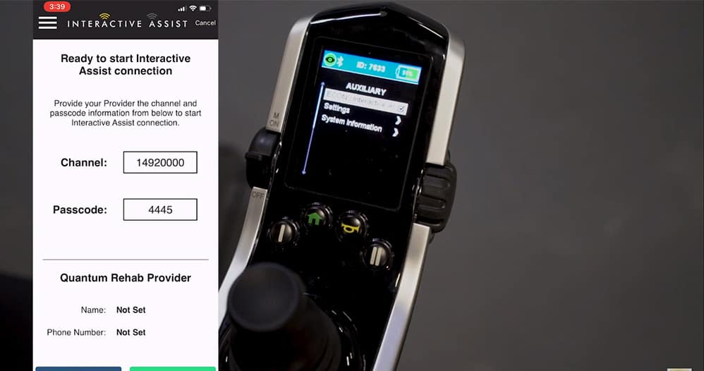 Quantum Interactive Assist app image