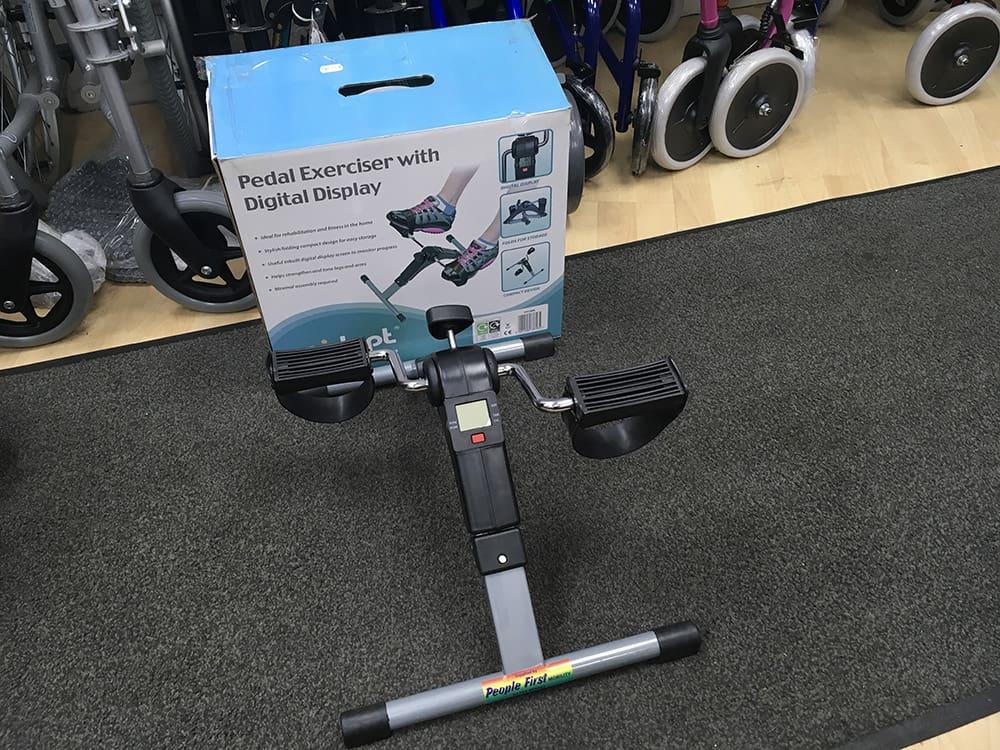 Aidapt's Digital Pedal Exerciser image