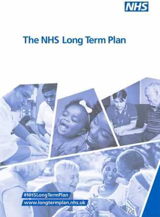 NHS Long Term Plan document image