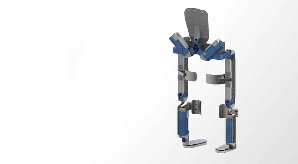 Exoskeleton QUIX challenge finalist