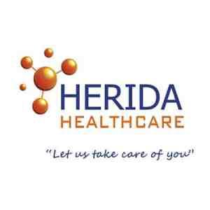 Herida Healthcare logo
