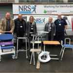 NRS joins NHS trust and local council to help retrieve unwanted mobility equipment for reuse