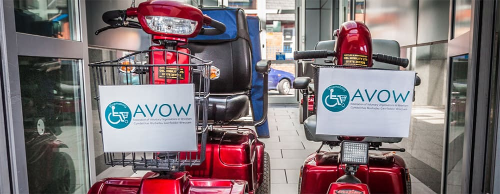 Wrexham Shopmobility image