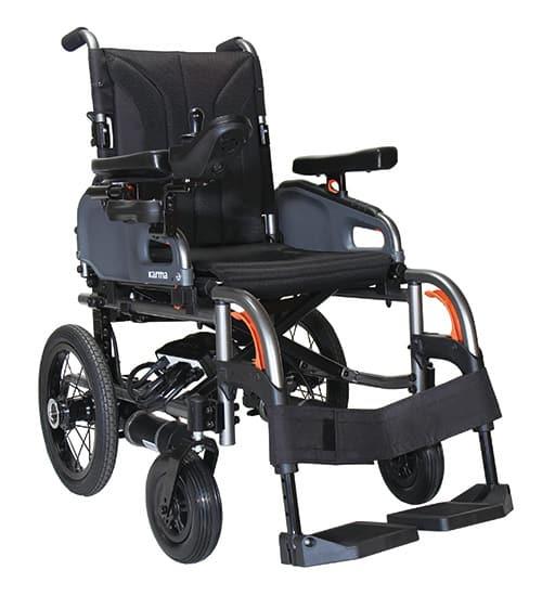 E-Flexx Karma Mobility powerchair THIIS retailers guide Naidex