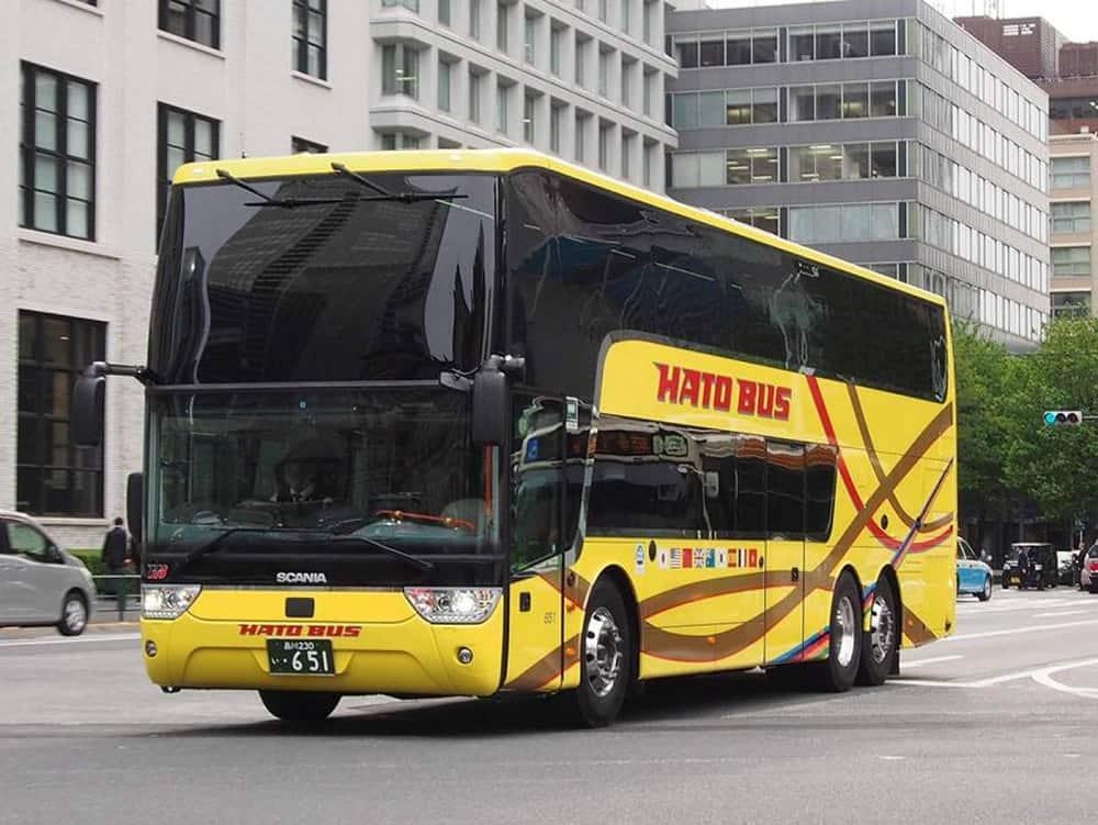 Hato Bus Company image