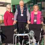 Airedale Hosital mobility equipment amnesty image