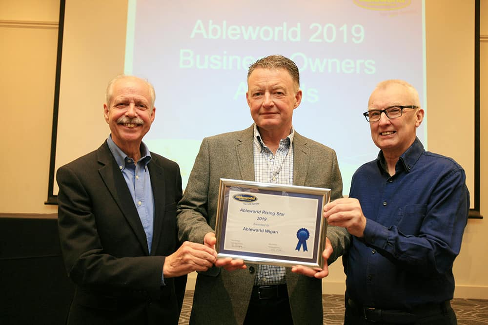 Ableworld Annual Business Conference 2019 image