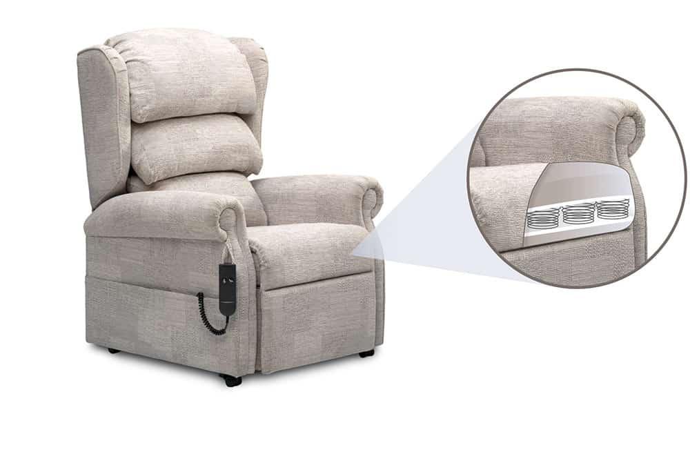 Repose pocket sprung cushion image