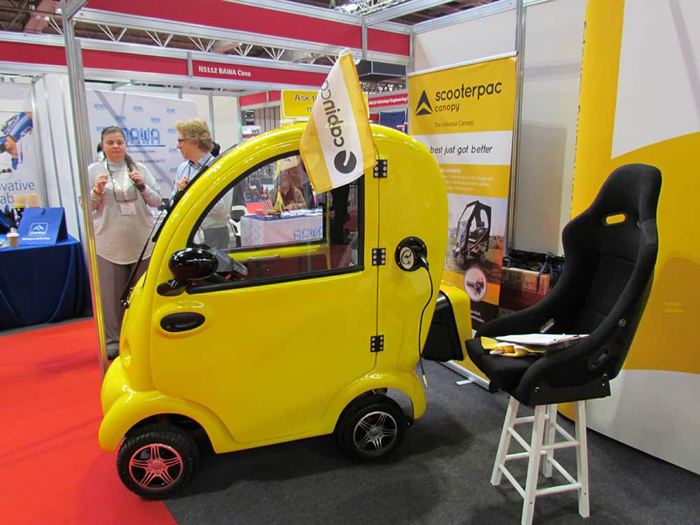Scooterpac Cabin Car Mk2 image