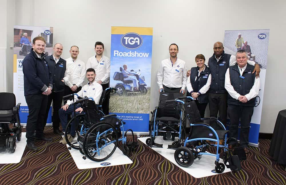 Dublin TGA Trade Roadshow success image