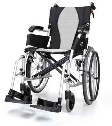 Karma lightweight wheelchair