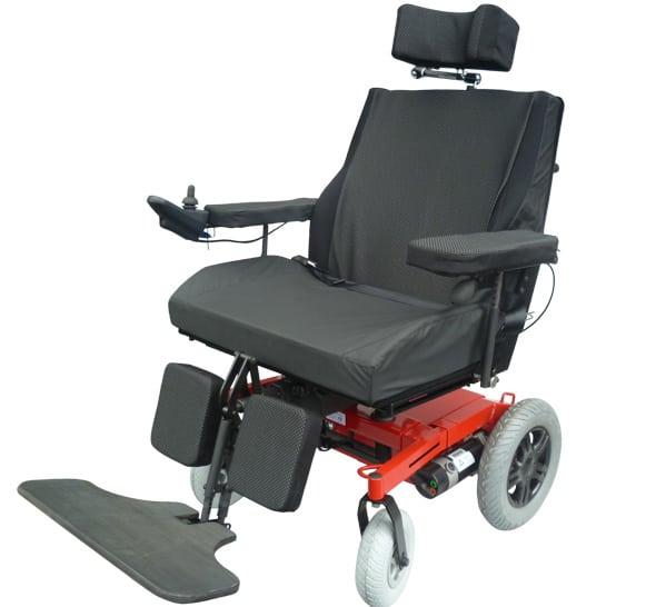 bariatric wheelchair Qimova