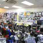 People First Mobility store interior Skegness