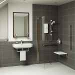 Mira Showers Leap Divider full adaptable bathroom