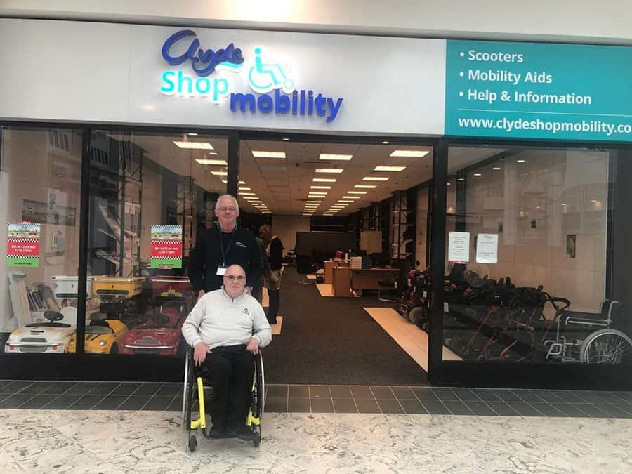Clyde Shopmobility image
