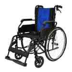 Mobility equipment supplier announces launch of folding wheelchair in stylish new colour