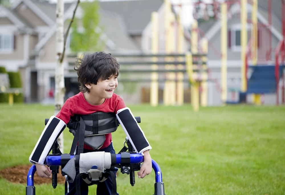 The OT's Perspective: Young people and the Disabled Facilities Grant