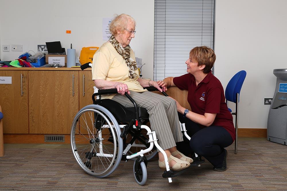 Millbrook Assessment Wheelchair Services