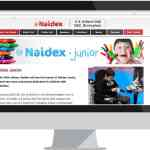 Naidex Junior new web page on Naidex website for 2020