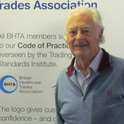 Ray Hodgkinson former BHTA director general