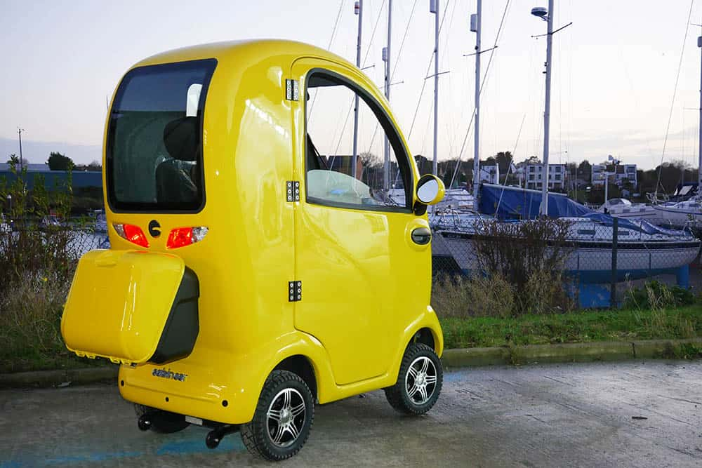 scooterpac cabin car