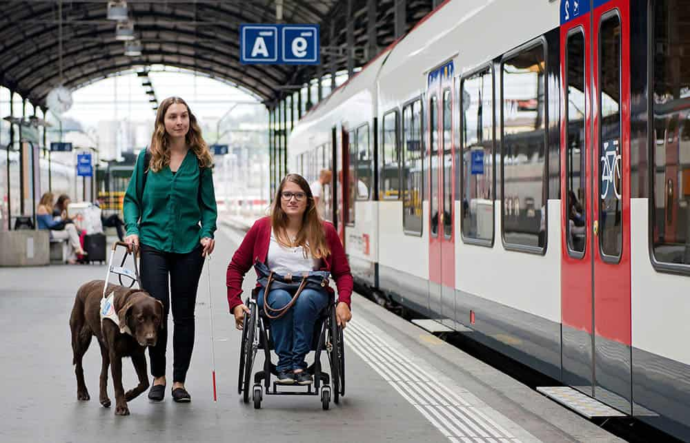 Government funding to improve rail accessibility for disabled travellers
